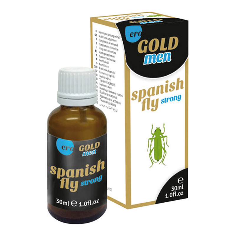Spanish Fly Mannen - Gold strong 30 ml 1