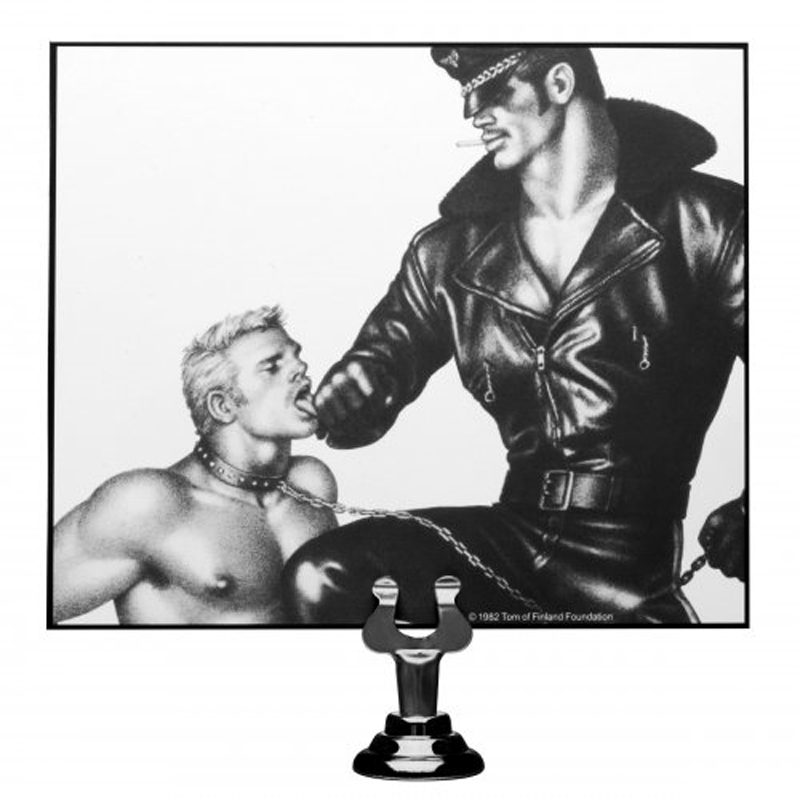 Tom Of Finland Metalen Ketting 4