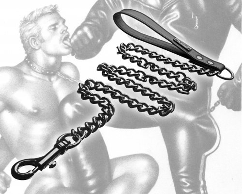 Tom Of Finland Metalen Ketting 5